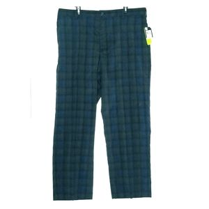 Izod Checkered Dress Pants